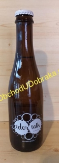 Cider talk polosladký 375 ml