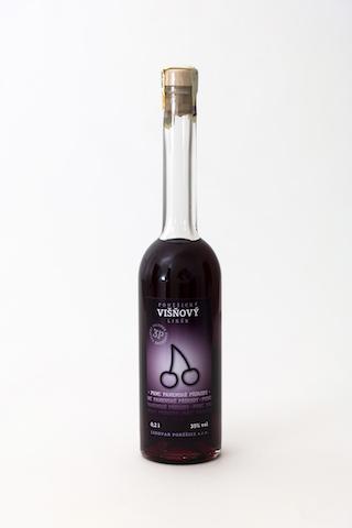 Poněšický višňový likér 35% 0,2l - Opera