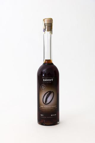 Poněšický kávový likér 35% 0,2l - Opera