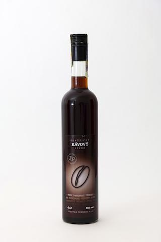 Poněšický kávový likér 35% 0,5l - Pinta
