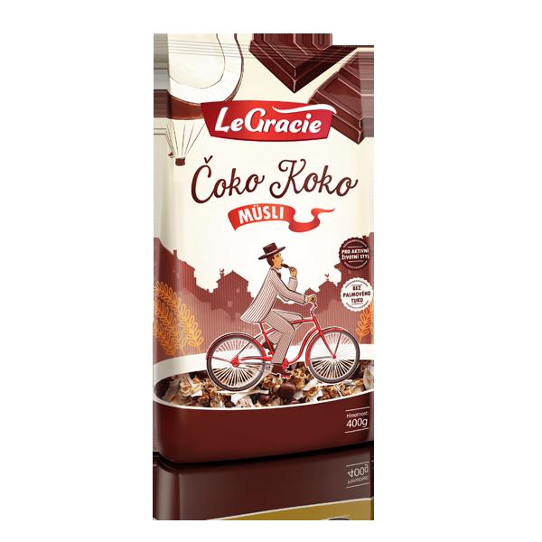 Müsli Čoko Koko