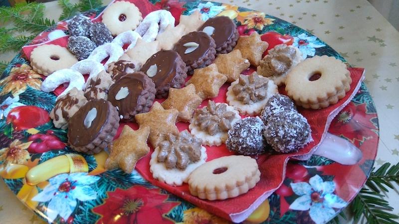 Bezlepkové vánoční cukroví od Lišky - 500 g