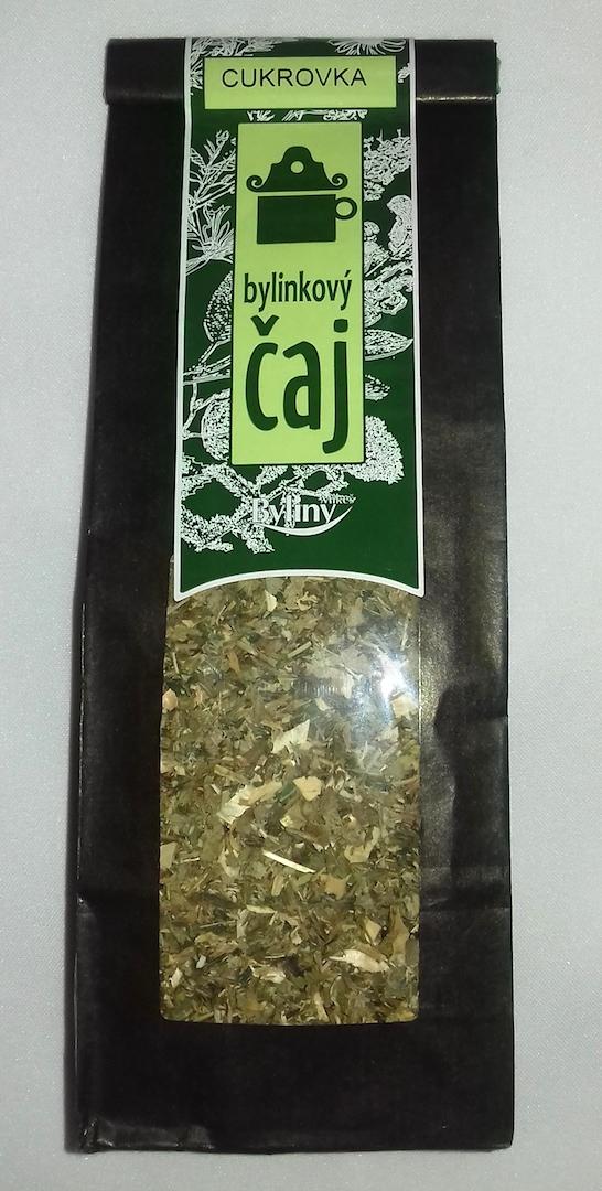 Bylinkový čaj Cukrovka