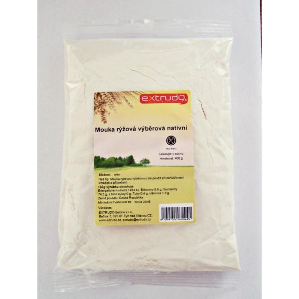 Mouka rýžová výběrová nativní